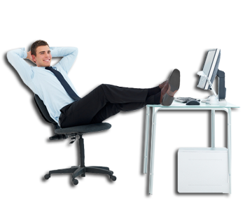 relaxed-businessman