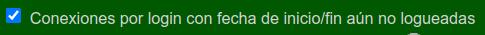 SV Global Configuration Control Batch Access Dates Option 3